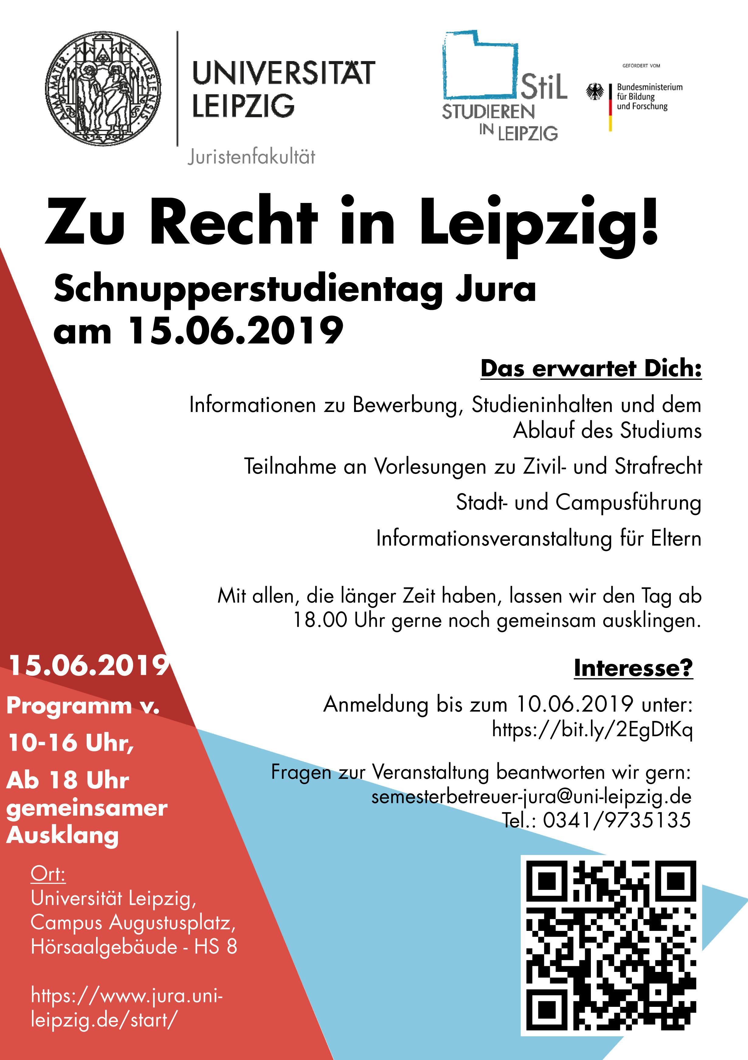 Jura Leipzig Nc