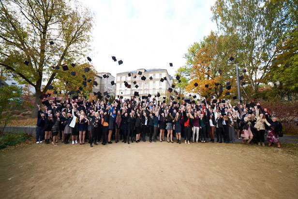 Graduates of the Mittweida university