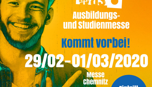 Pack dein Studium ab morgen auf der Messe Mach was! in Chem…